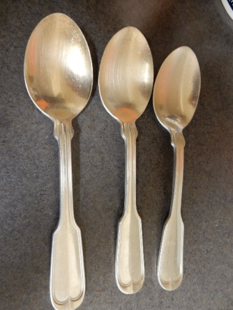 Tarnished Spoons