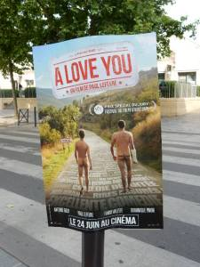 A Love You Poster