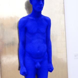 Blue Man.1