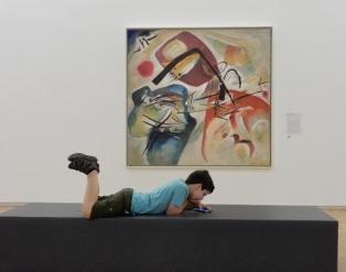 Kid and Kandinsky.1