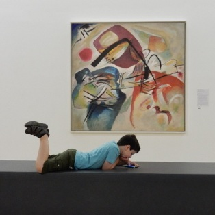 Kid and Kandinsky.1