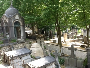 Pere Lachaise.Overview
