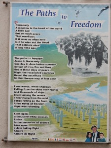 Poem Paths to Freedom