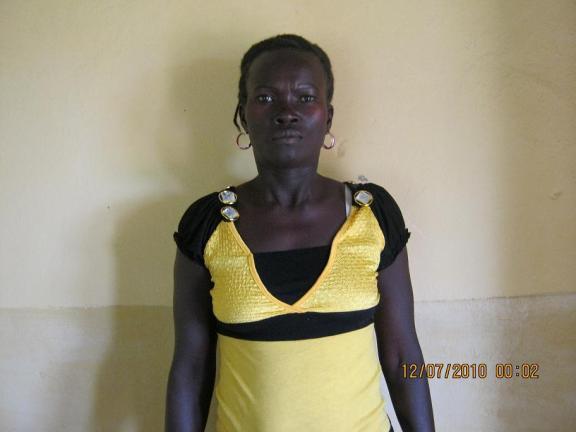 Vicky, S.Sudan